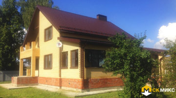 Загородный Коттедж Лысцево
