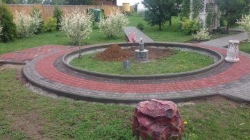 Благоустройство по индивидуальному проекту, село Никульское