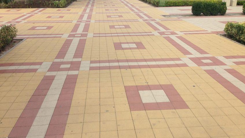 г. Армавир площадь танцующих фонтанов